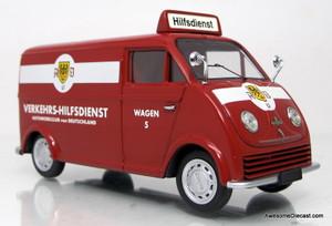 Schuco 1:43 DKW Rapid Transporter - AvD