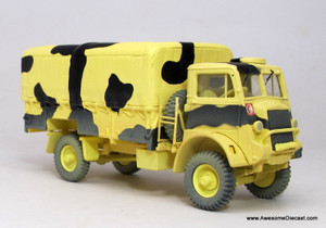 Corgi 1:50 1942 Bedford QLD Supply Truck: 7th Armoured Division