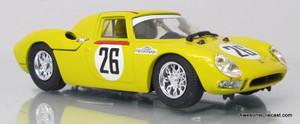 Box Model 1:43 Ferrari 250 LM Le Mans 65