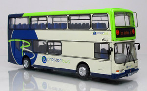 Corgi 1:76 Dennis Trident Double Decker Bus - Preston Lines