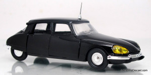 Eligor 1:43 1967 Citroen DS 21 - Administration