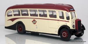 Corgi 1:50 Daimler Duple Coach Scout Motor Services Ltd