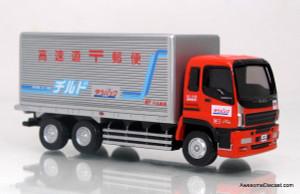 Tomica Isuzu Giga Fast Mail Truck