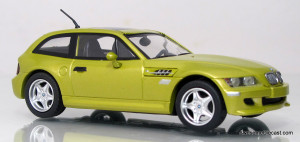 Minichamps 1:43 2001 BMW M Coupe