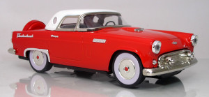 Fifties 1:24 1956 Ford Thunderbird Hardtop