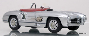 Schuco 1:43 Mercedes-Benz 300 SLS - No. 30