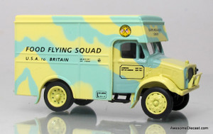 Oxford Diecast 1:76 Bedford 1.5-Ton Van - Food Flying Squad