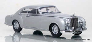 Oxford Diecast 1:43 Bentley S1 Continent (Shell Grey)