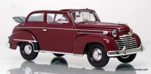 Minichamps 1:43 1951 Opel Olympia Convertible