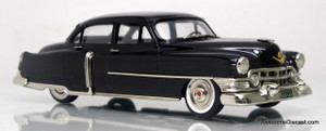 Brooklin Models 1:43 1952 Cadillac Series 62 4-Door Sedan