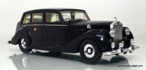 True Scale Miniatures 1:43 1950 Rolls Royce Silver Wraith Japanese Imperial