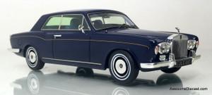 True Scale Miniatures 1:43 1972 Rolls Royce Corniche Coupe
