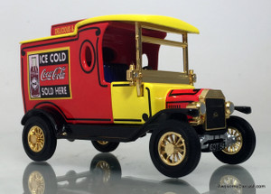Matchbox Yesteryear 1:43 1912 Ford Model T - Coca Cola