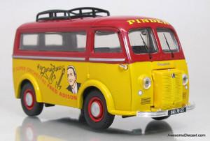 Corgi 1:43 Peugeot D3A Van: Le Super Orchestra Fred Adison