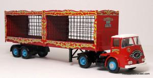 Corgi 1:50 ERF KV Artic Truck w/ Cages