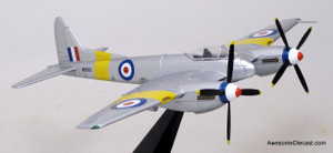 Oxford Diecast 1:72 DH. 103 Hornet - Royal Air Force