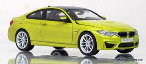Herpa 1:43 BMW M4 (Metallic Yellow)