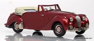 Lansdowne Models 1:43 1949 Lagonda 2.6 Liter Drop Head Coupe
