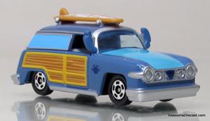Tomica Lagoon Woody Wagon - Stitch