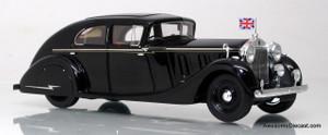 TSM 1:43 1936 Rolls Royce Phantom III Sedan, General Montgomery / HJ Mulliner