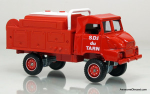 Solido 1:43 Simca Unic Marmon Fire Tanker