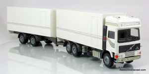 Conrad 1:50 Volvo F10 EuroTrotter Drawbar Outfit Truck