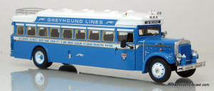 Iconic Replicas 1:50 1931 BK Parlor Coach: Greyhound Bus Lines