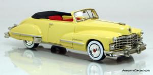 RARE!! Tron 1:43 1947 Cadillac Convertible 62
