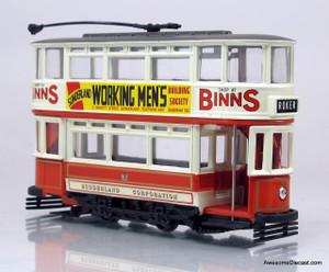 Corgi 1:50 Sunderland Double Decker Tram