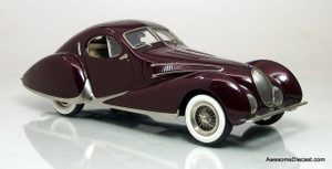 RARE!!! Motor City USA 1:24 1937 Talbot Lago T150-C