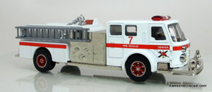 Corgi 1:50 American La France Fire Truck- Denver