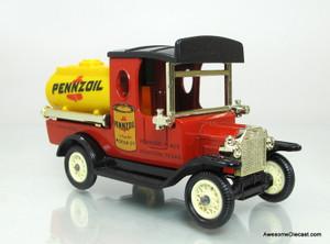 Lledo 1920 Ford Model T Tanker- Pennzoil