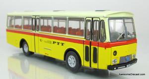 Schuco 1:87 Saurer 3 DUK Omnibus- PTT