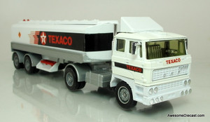 ONLY ONE! Solido 1:43 DAF 2500L Fuel Tanker: Texaco