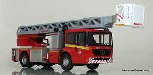 Fire Brigade Models 1:50 Mercedes Econic Ladder Truck: London Fire Brigade