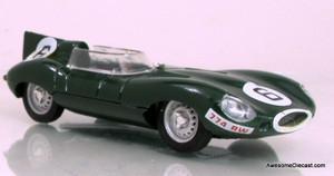 Brumm 1:43 1954 Jaguar Type D: Le Mans 1955 Mike Hawthorn #6