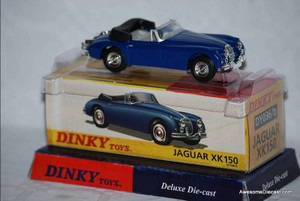 ONLY ONE - Dinky Toys 1:43 Jaguar XK150