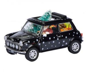 "Schuco 1:43 Mini Cooper ""Santa's Christmas Edition"""