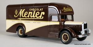 Corgi 1:50 Collection Heritage Bernard Type 110 Fourgon Delivery Truck: Chocolat Menier