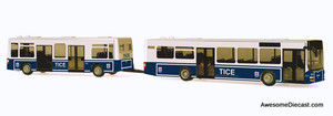 Rietze 1:87 Goppel Maxi-Train High Capacity Transit Bus