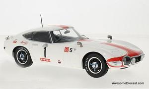 Triple 9 1:18 1967 Toyota 2000GT, WEC, Fuji, white/white