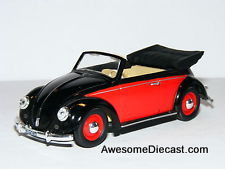 ONLY ONE - Matchbox Collectibles 1:43 1949 Volkswagen Cabriolet Convertible