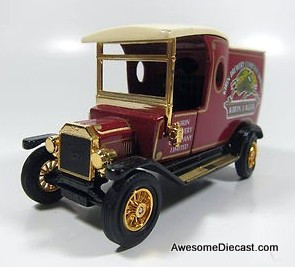Matchbox 1:43 1912 Ford Model T: Kirin Lager