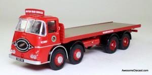 ONLY ONE - Corgi 1:50 ERF KV8 Wheel Platform Lorry: British Road Services