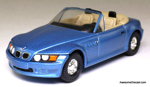ONLY ONE - Corgi 1:36 BMW Z3 Roadster 007 James Bond Goldeneye