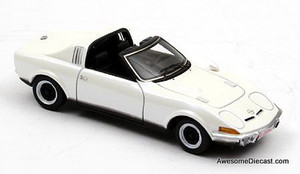 ONLY ONE - Neo 1:43 Opel GT Aero