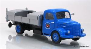 Eligor 1:43 1955 Hotchkiss PL20 Garbage Truck: City of Paris