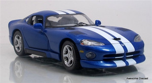Danbury Mint 1:24 1997 Dodge Viper GTS