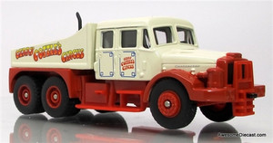 Trackside 1:76 Scammell Ballast Tractor: Gerry Cottle's Circus