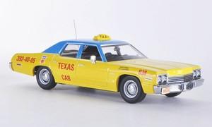 Minichamps 1:43 1974 Dodge Monaco: Taxi